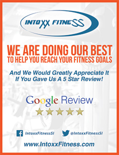 Intoxx Fitness Clubs Google Review