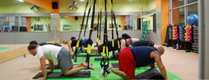 TRX Classes at Intoxx Fitness