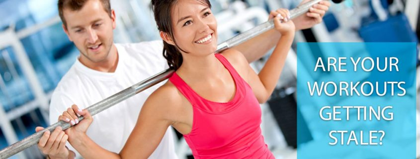 How to avoid stale workouts at Intoxx Fitness